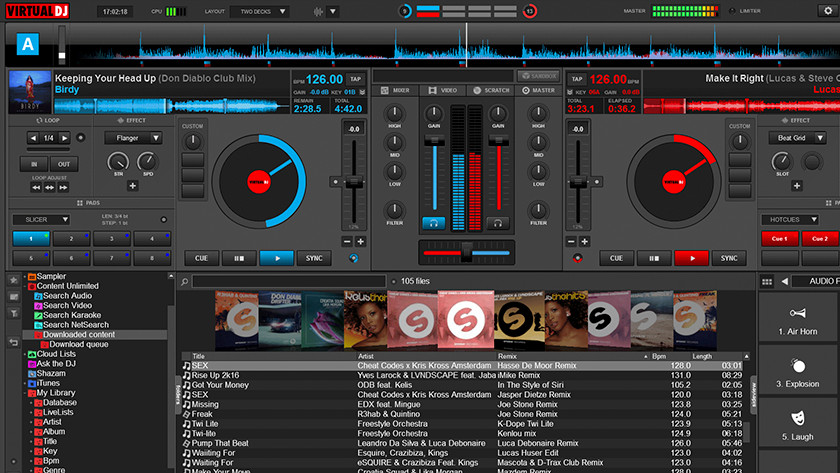 Software Virtual DJ