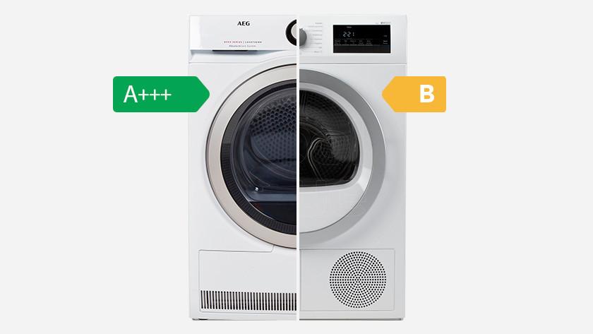 Heat pump dryer vs condenser dryer