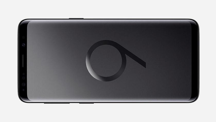 L'écran du S9