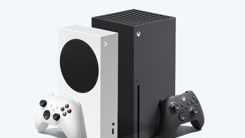 Xbox Series X en S