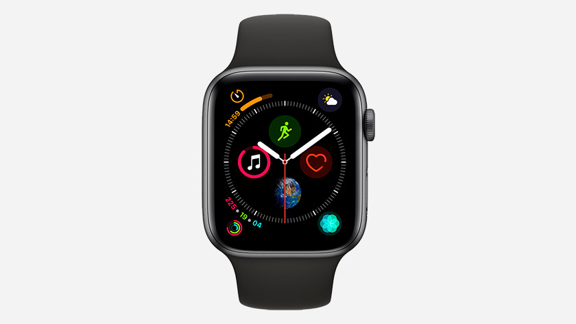 Installer l'Apple Watch