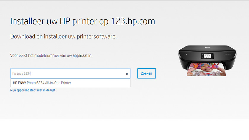 Download software for HP printer
