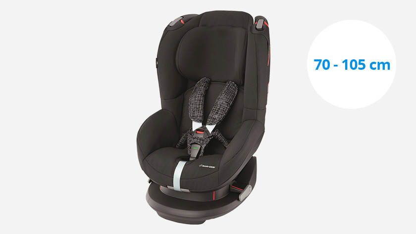 Autostoel peutrs groep 1