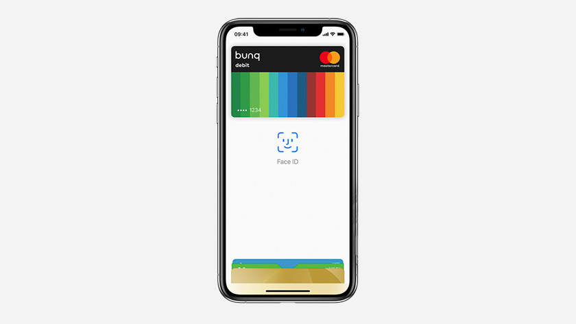 Apple Pay op iPhone