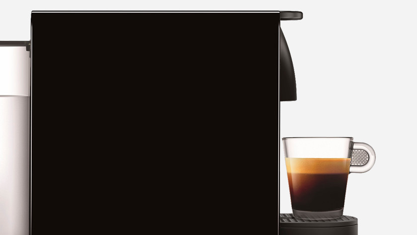 Gebruiksgemak Nespresso