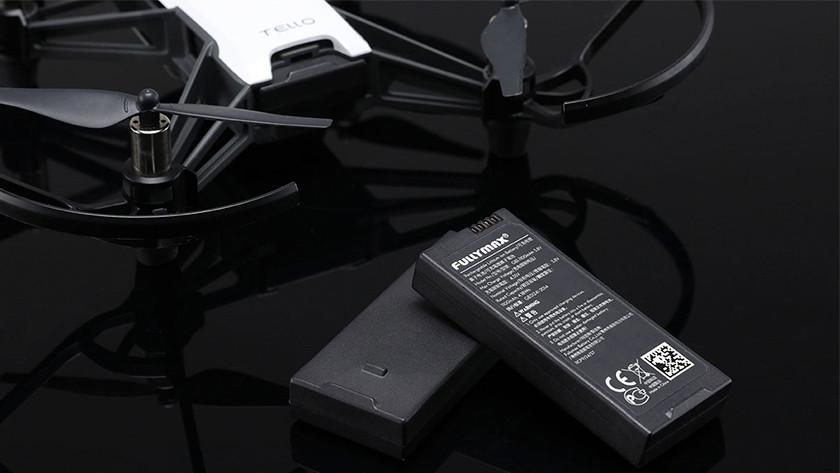 Accu of batterij opbergen en meenemen
