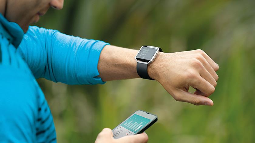 Installer Fitbit