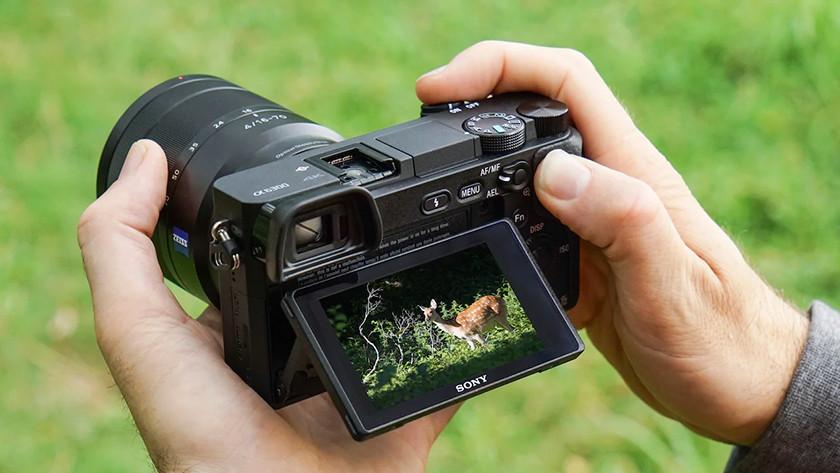 Beeldkwaliteit Sony Alpha A6300