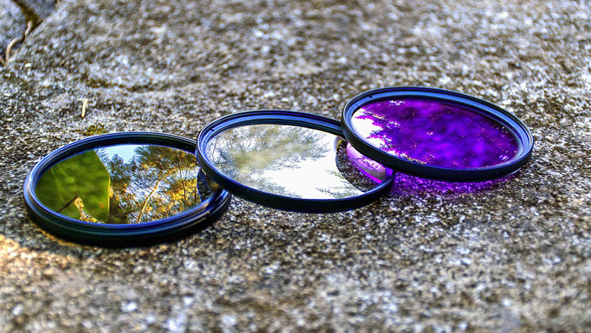 Quality lens filter