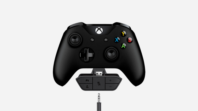 How Do I Connect My Headset To The Xbox One Coolblue Before 23 59 Delivered Tomorrow