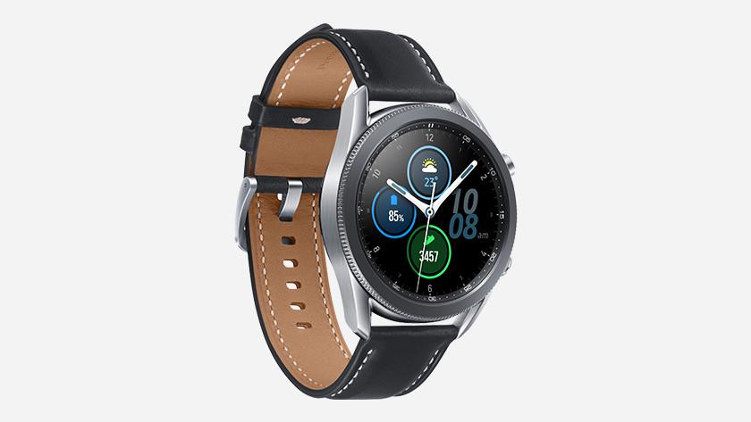 Samsung Galaxy Watch3 mesurer le taux d'oxygène détection des chutes