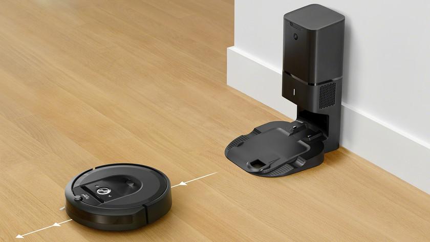 iRobot Roomba series vergelijken