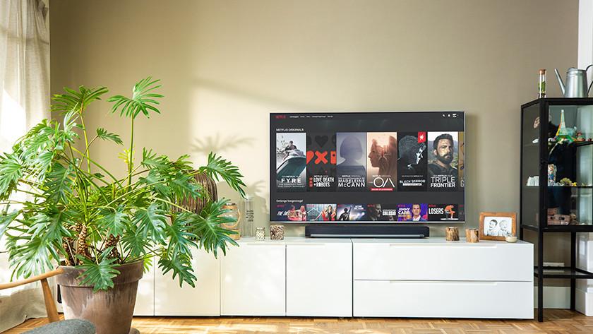Televisie installeren en ophangen