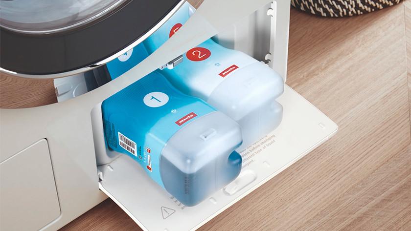 Miele TwinDos system