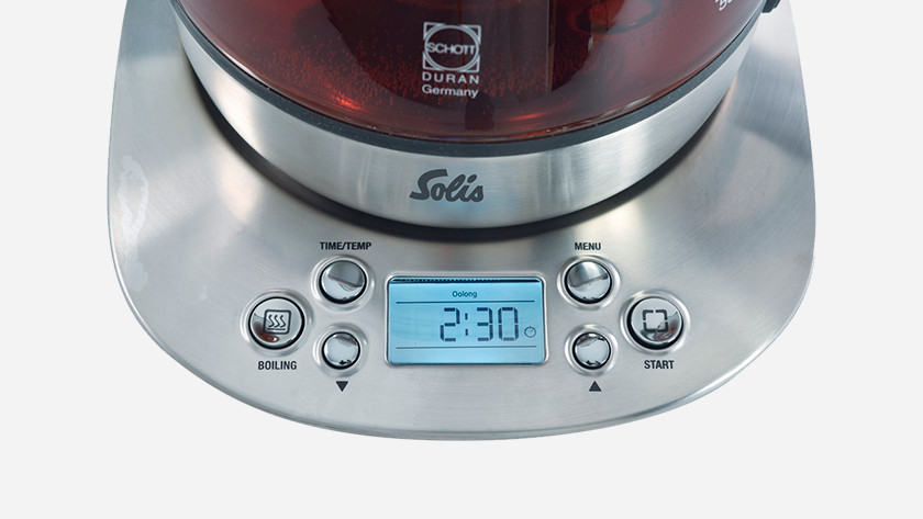 Kettle with Keep Warm function