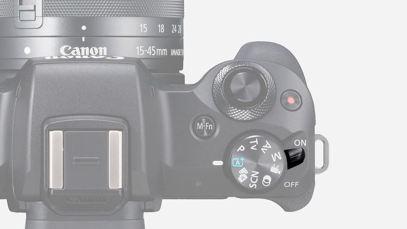 Camera uitzetten