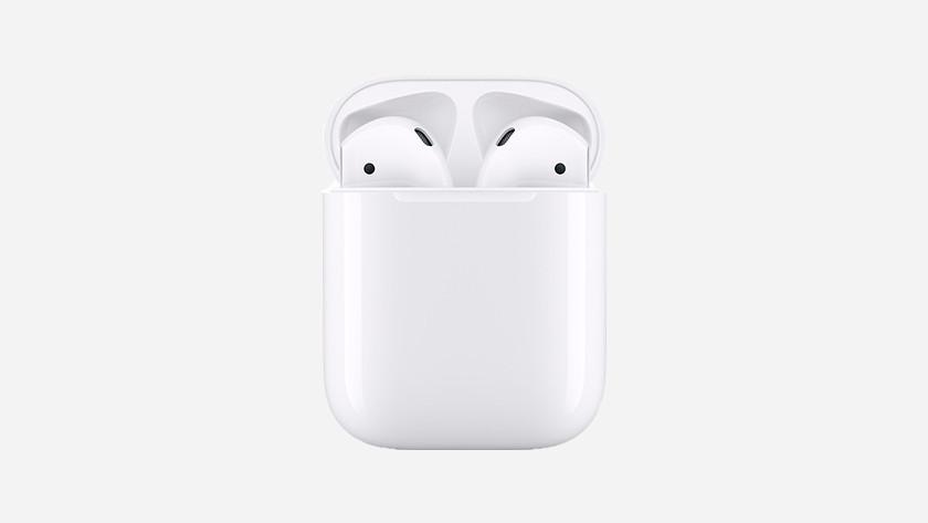 Terugzetten naar fabrieksinstellingen Apple AirPods