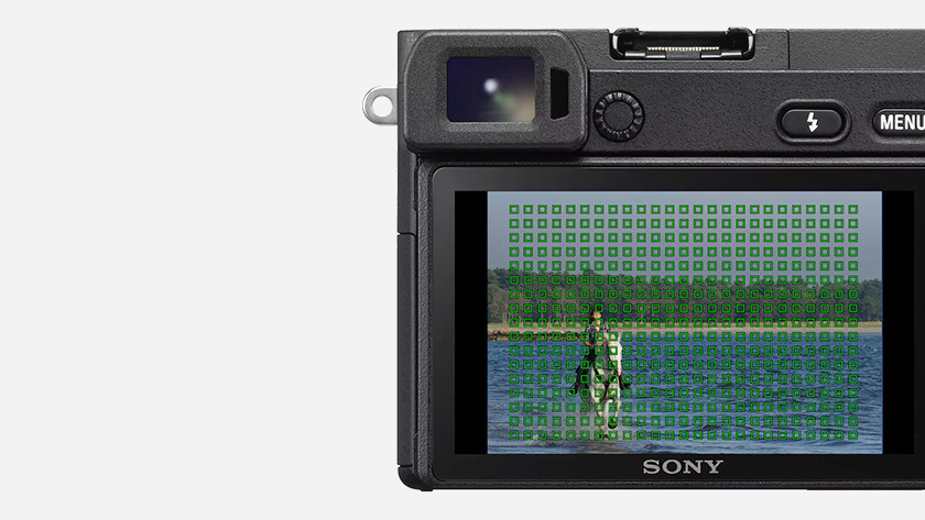 Scherpstellen met de Sony Alpha A6500