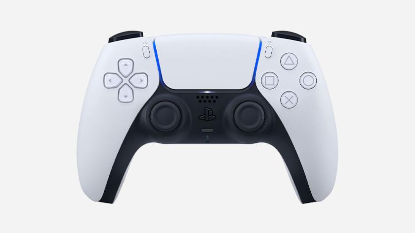 Een PS5 controller.