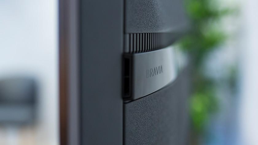 Sony KD-XG9505 geluid