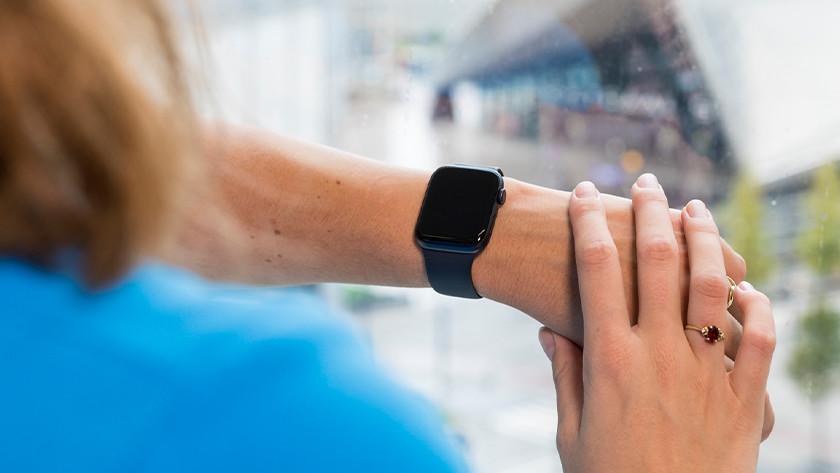 Apple Watch SE hoogtemeter