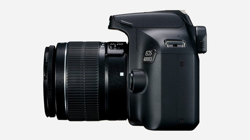Canon EOS 4000D image quality