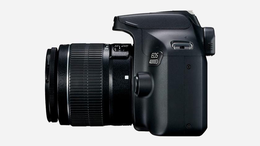 Beeldkwaliteit Canon EOS 4000D