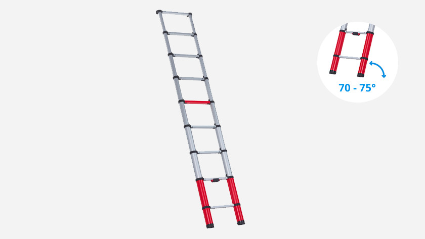 Opstelling ladder