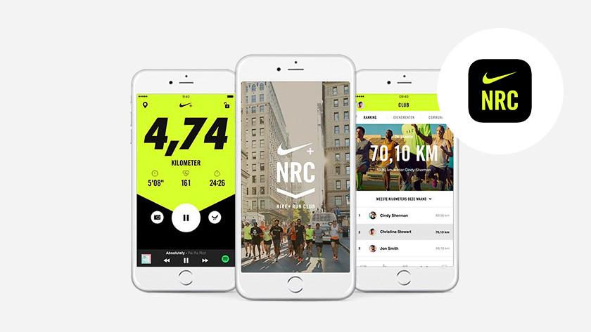 Nike+ Run Club voor Apple Watch