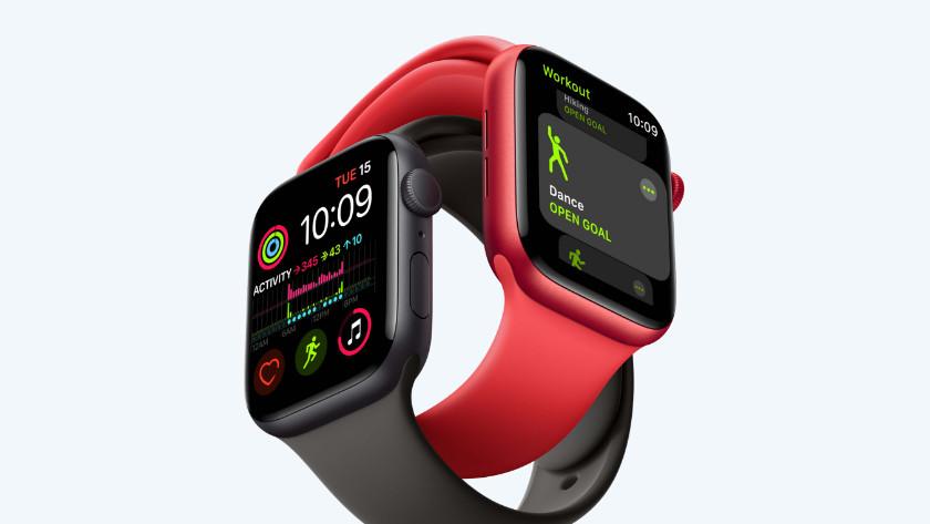 Apple Watch Series 6 bandjes