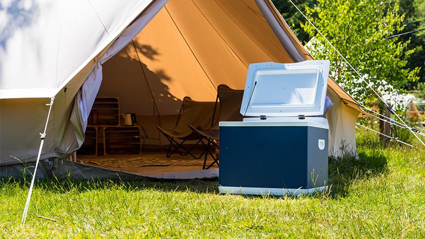 koelbox camping