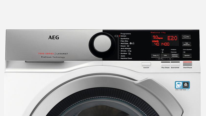 AEG storing E20