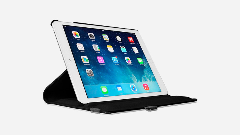 iPad book case hoesje