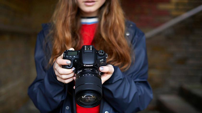 Spiegelreflexcamera kiezen