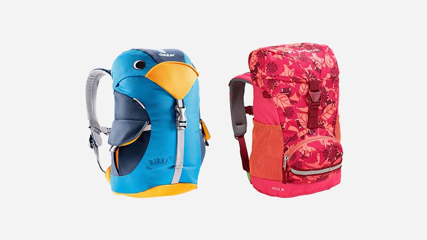 Taille sac à dos enfant en bas âge