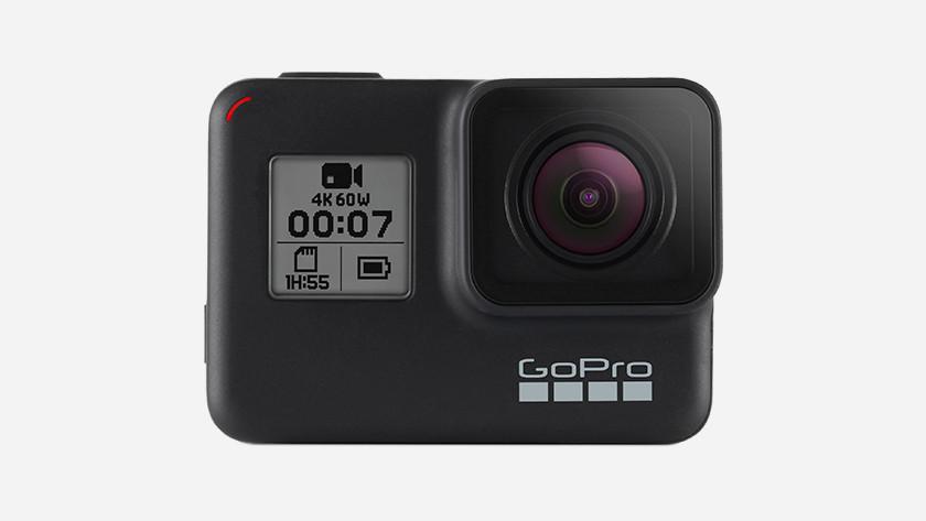 Gebruiksgemak GoPro HERO 7 Black