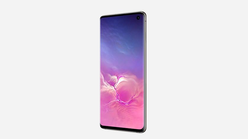 Samsung S10 scherm