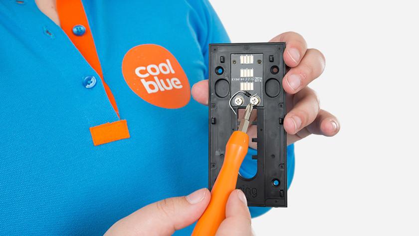 Installation of smart doorbells
