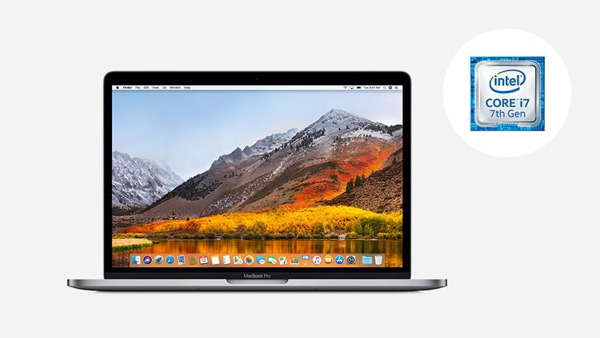 Processeur Apple MacBook Pro 13