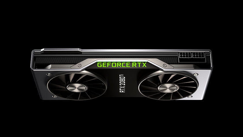 NVIDIA GeForce RTX 2080 Ti videokaart
