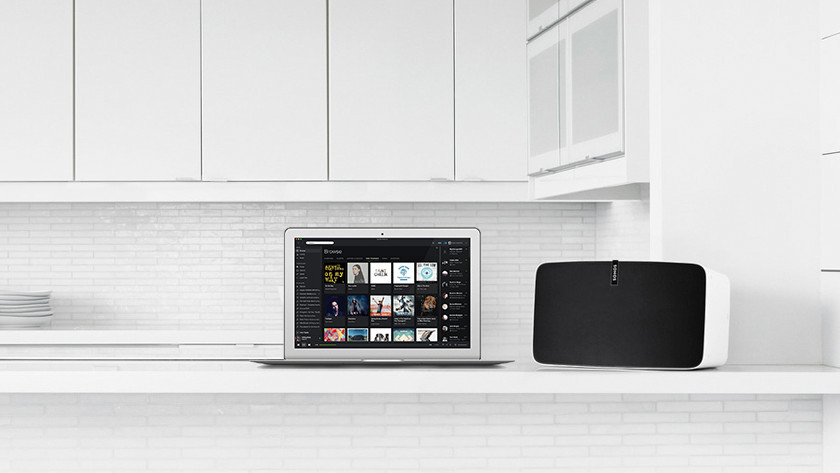 Sonos streaming music