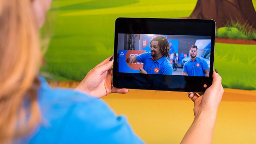 Scherm iPad Pro