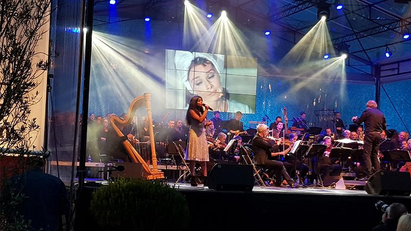 S8 Plus concert