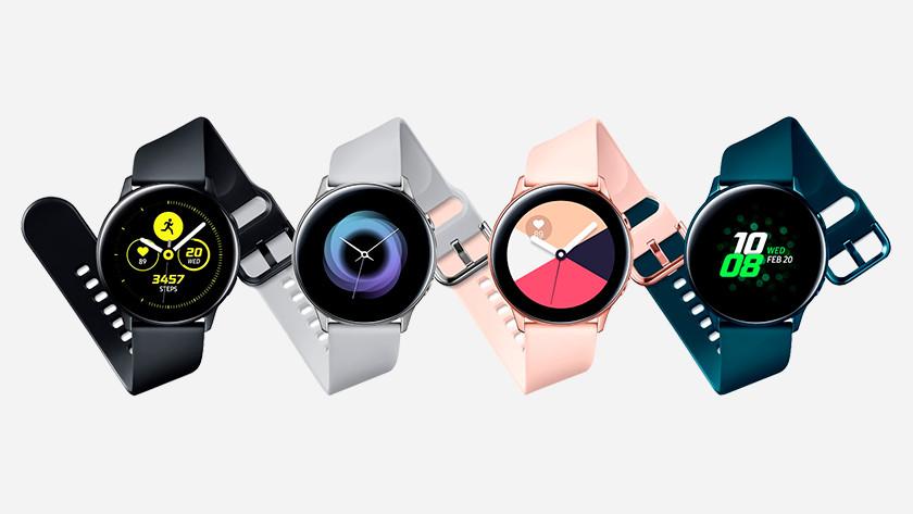 Varianten Samsung Galaxy Watch Active