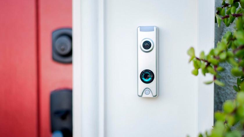 Types of doorbells in a row