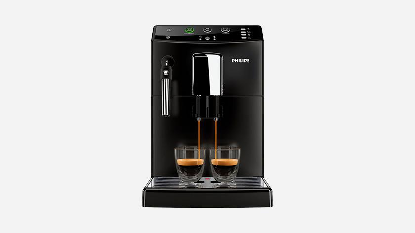 Machine à café entièrement automatique