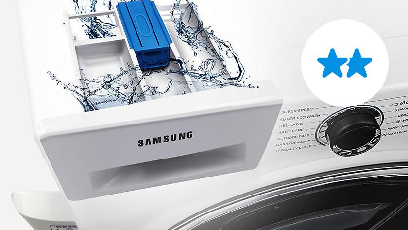 Machine à laver avec qualité de fabrication milieu de gamme