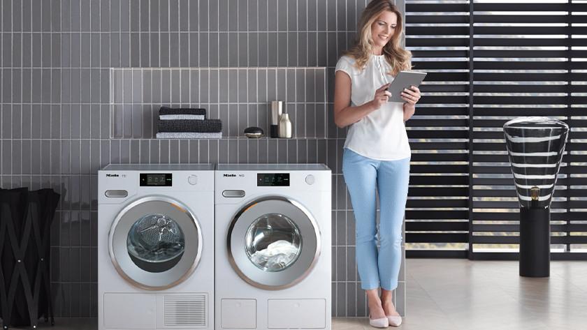 Miele smart wasmachine