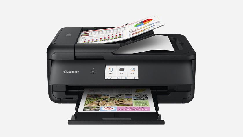 Thuis A3 printer