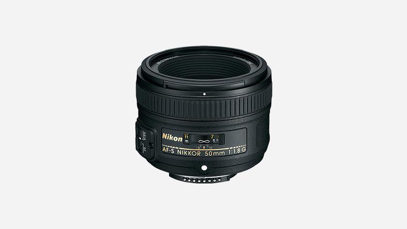 Nikon full frame lensvatting